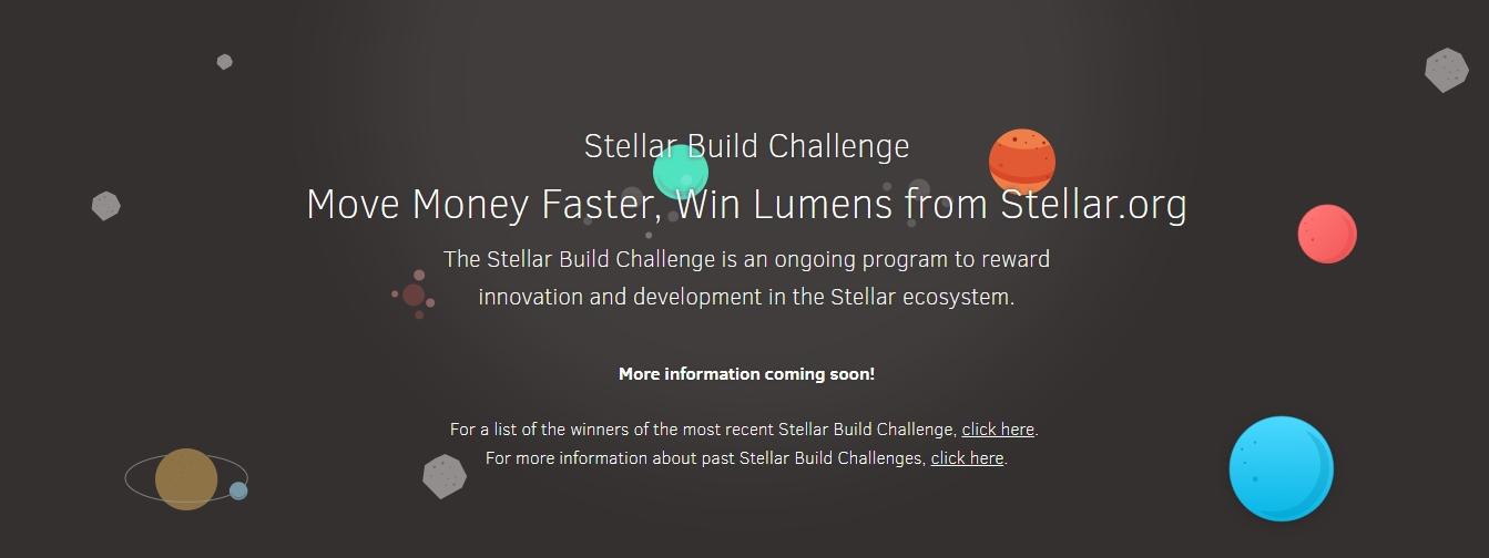 Stellar Build Challenge